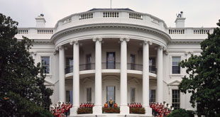 White House Front