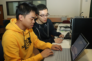 The will teach both programming languages and application development.